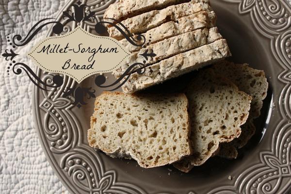 Millet Sorghum Bread