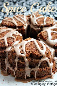 Spice Cake Easy & Delicious