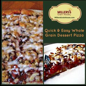 BWHG-MGH Dessert Pizza