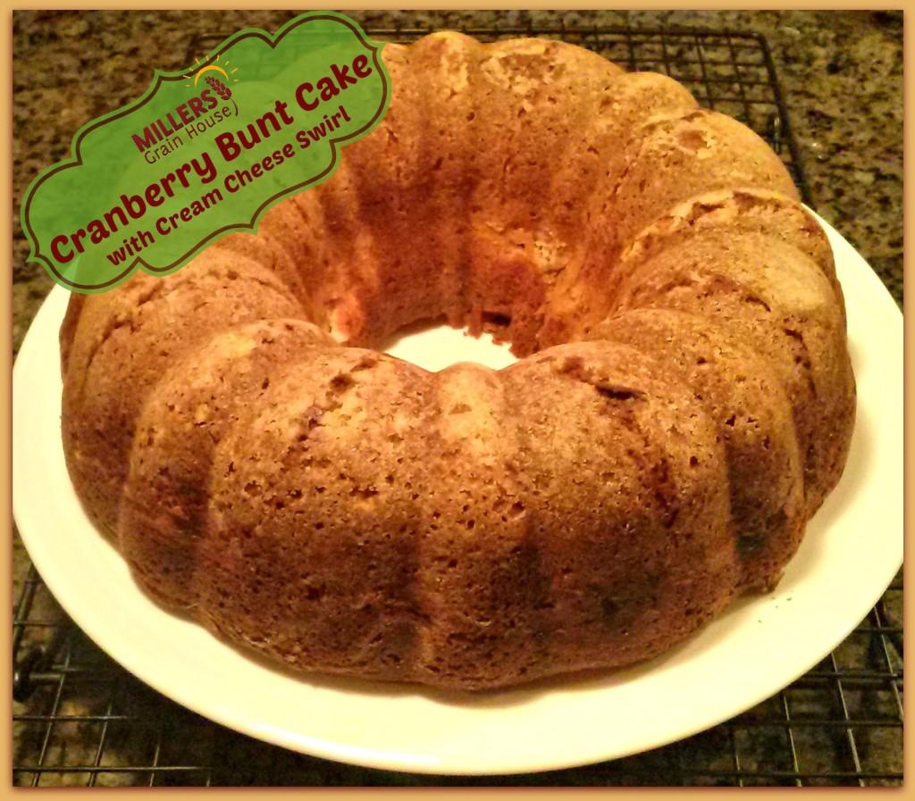 Bunt Cake Feature Photo