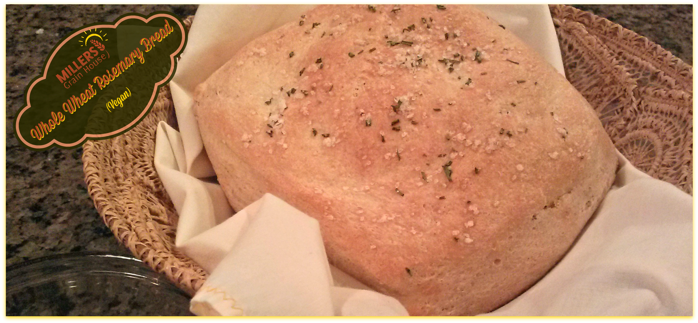 Rosemary Bread 3